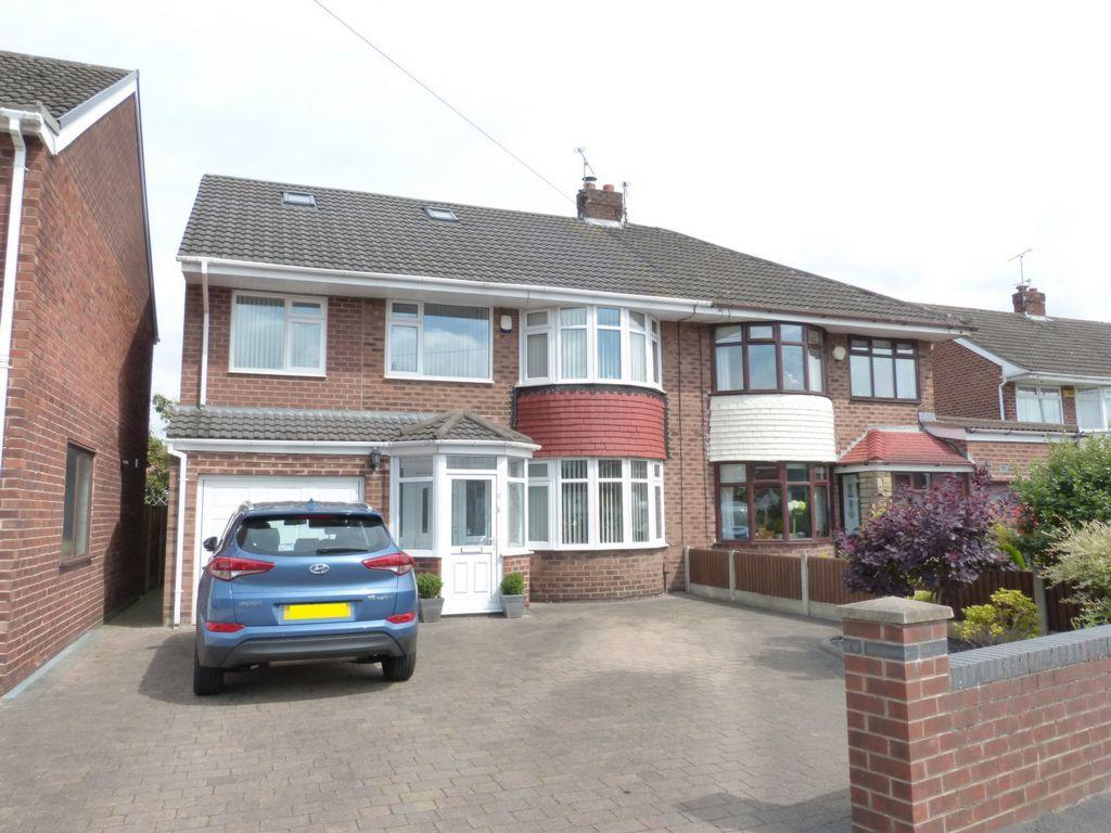 5 Bedrooms House for sale in Penrith Crescent, Maghull, L31