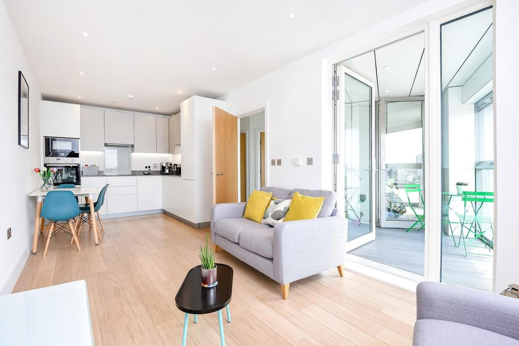 1 Bedroom Flat for sale in Stockwell Park Walk, Brixton