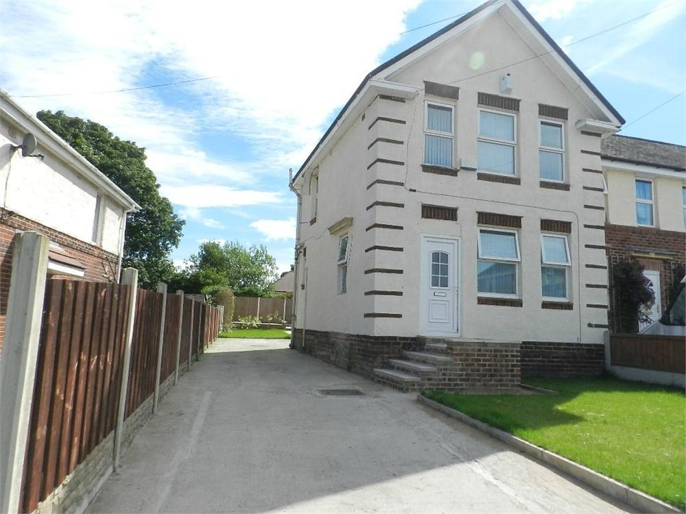 3 Bedrooms End Of Terrace House for sale in Godric Road, Shiregreen, SHEFFIELD, South Yorkshire