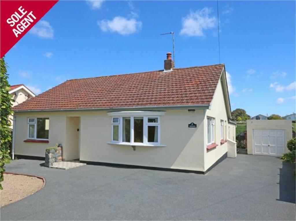 4 Bedrooms Detached Bungalow for sale in Wanganui, Les Pages, St Martin's
