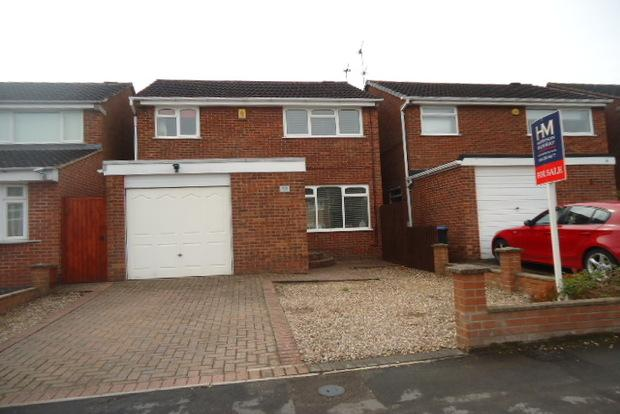 3 Bedrooms Detached House for sale in Danehill, Ratby, Leicester, LE6