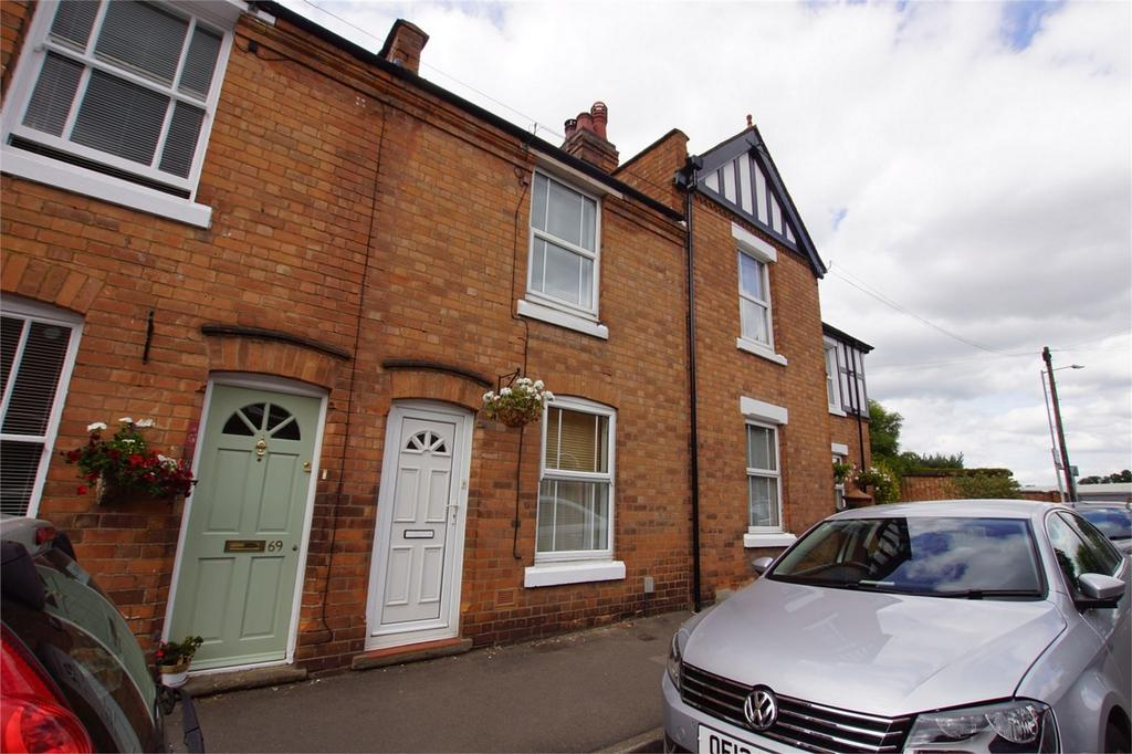 2 Bedrooms Terraced House for sale in Albert Street, Warwick