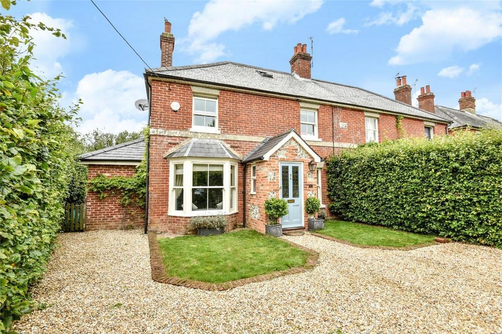 4 Bedrooms Semi Detached House for sale in Cheriton, Hampshire