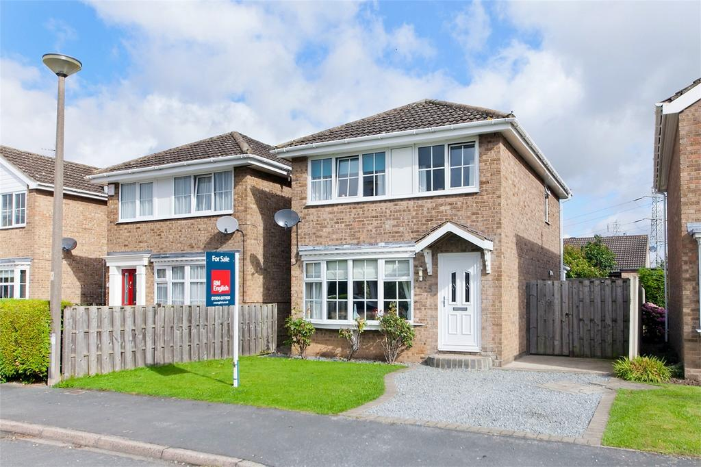 3 Bedrooms Detached House for sale in 5 Netherwindings, Haxby, York