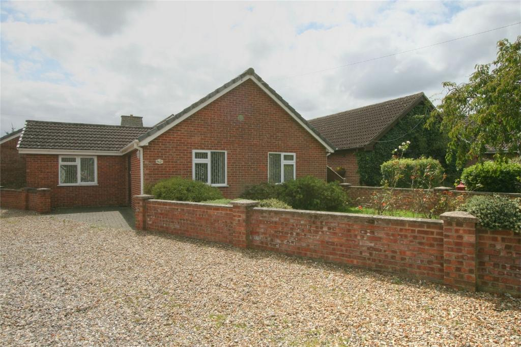 3 Bedrooms Detached Bungalow for sale in Chequers Green, NR17 1HU, Great Ellingham, ATTLEBOROUGH, Norfolk
