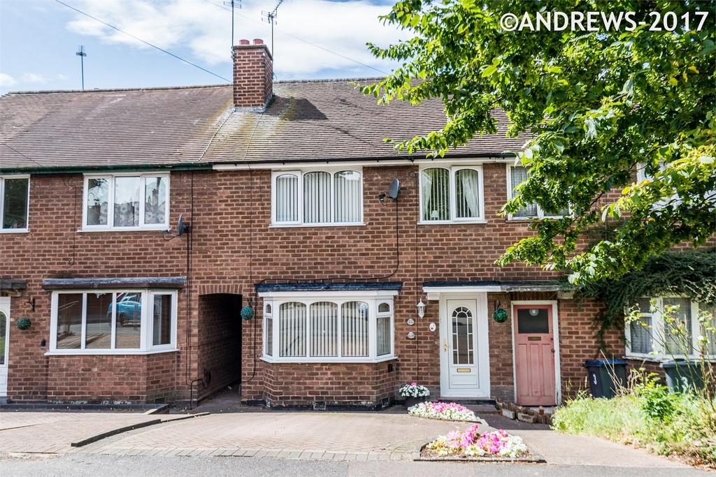 3 Bedrooms Terraced House for sale in Ringinglow Road, Great Barr, BIRMINGHAM