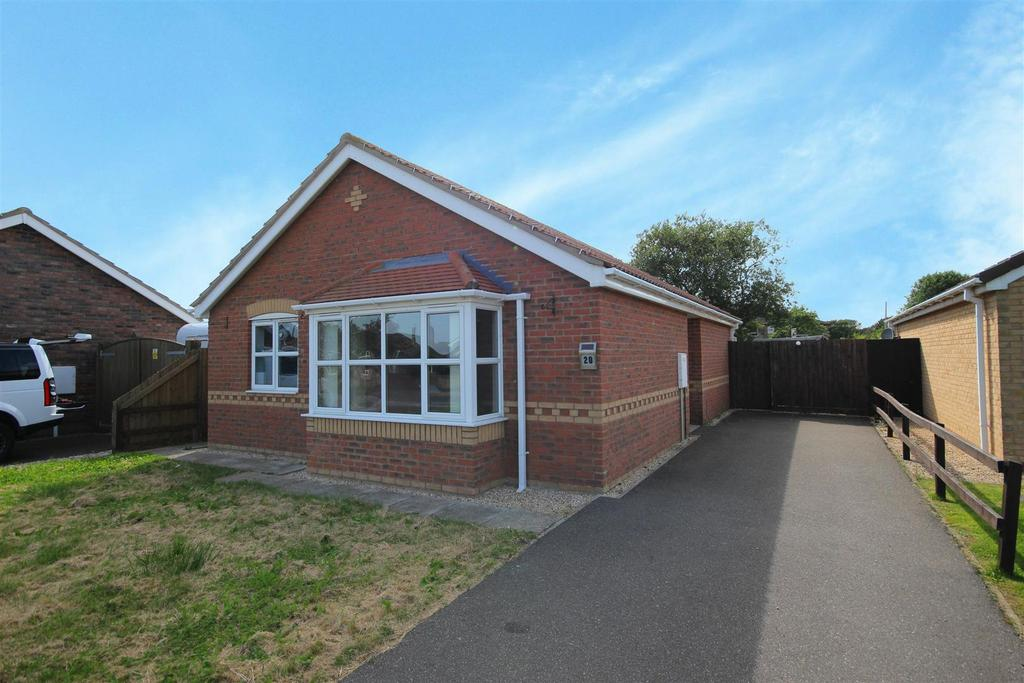2 Bedrooms Detached Bungalow for sale in 20 Dymoke Road, Mablethorpe