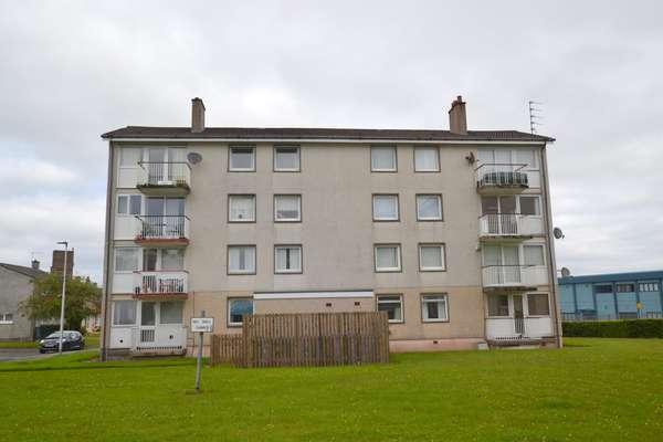 2 Bedrooms Flat for sale in 48 Coolgardie Green, Westwood, East Kilbride, G75 8DB