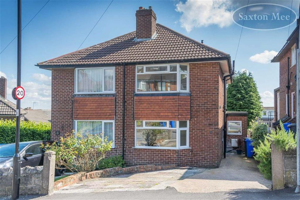 2 Bedrooms Semi Detached House for sale in Moorland Place, Stannington Village, Sheffield, S6