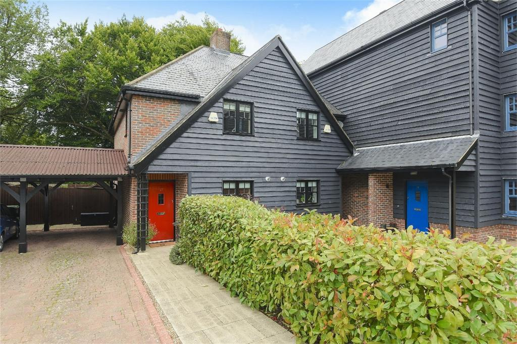 2 Bedrooms Semi Detached House for sale in Micheldever Station, Winchester, Hampshire
