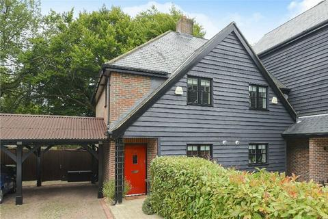 2 bedroom semi-detached house for sale - Micheldever Station, Winchester, Hampshire