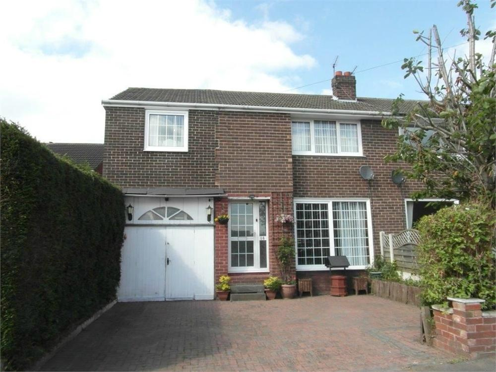 4 Bedrooms Semi Detached House for sale in Western Avenue, Birstall, West Yorkshire