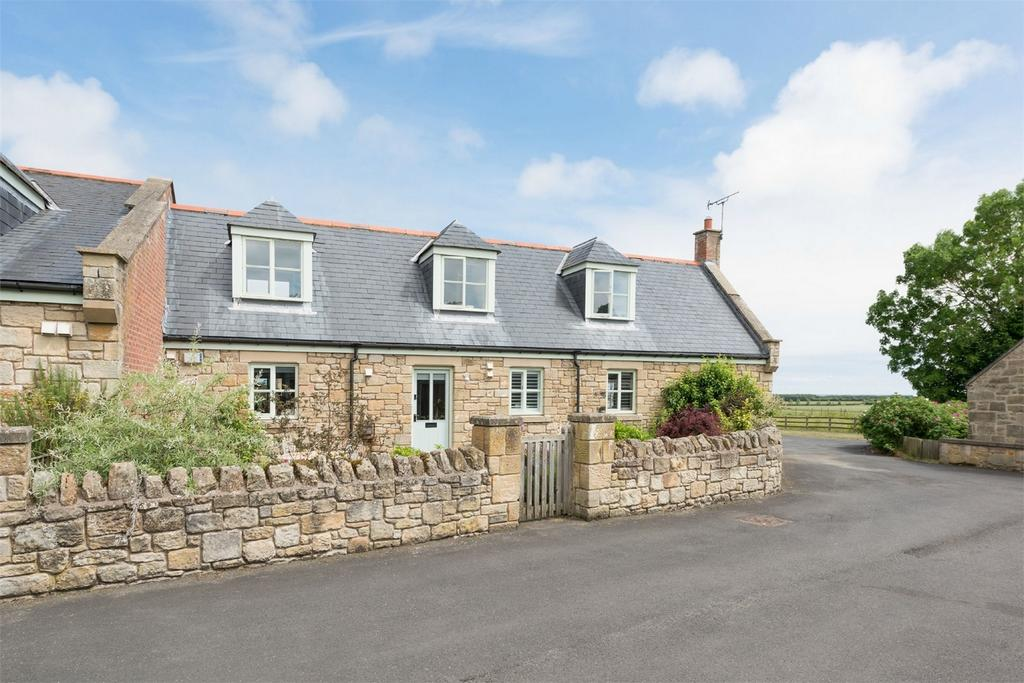 2 Bedrooms End Of Terrace House for sale in 4 Togston Hall, North Togston, Morpeth, Northumberland