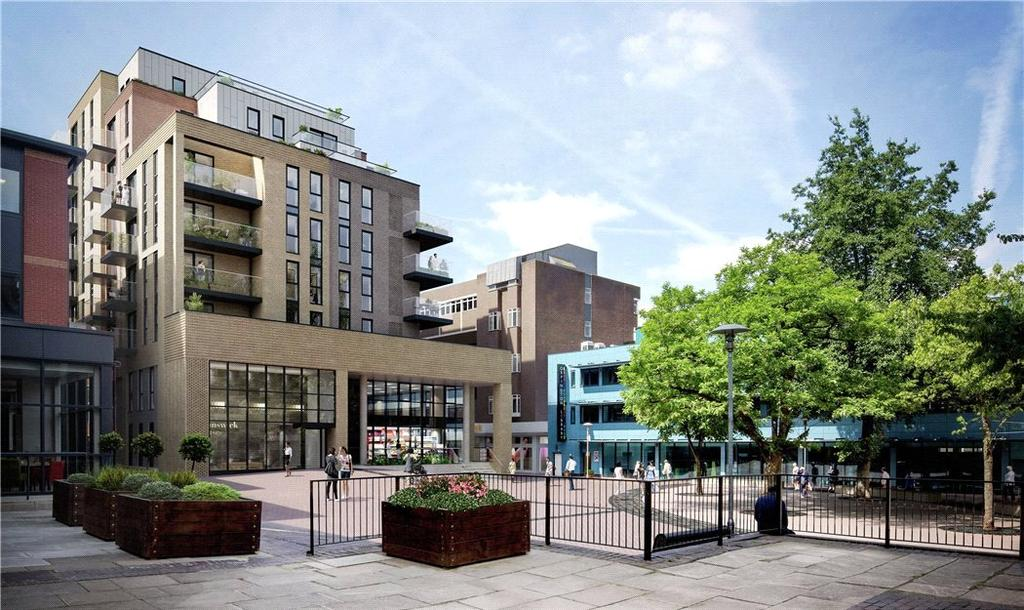 2 Bedrooms Flat for sale in Orpington, Kent, BR6