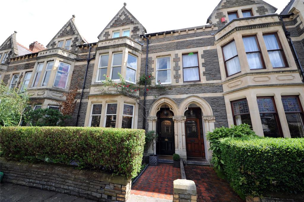 6 Bedrooms Terraced House for sale in Kyveilog Street, Pontcanna, Cardiff, CF11