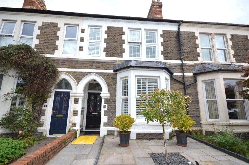 4 Bedrooms Terraced House for sale in Gileston Road, Pontcanna, Cardiff, CF11
