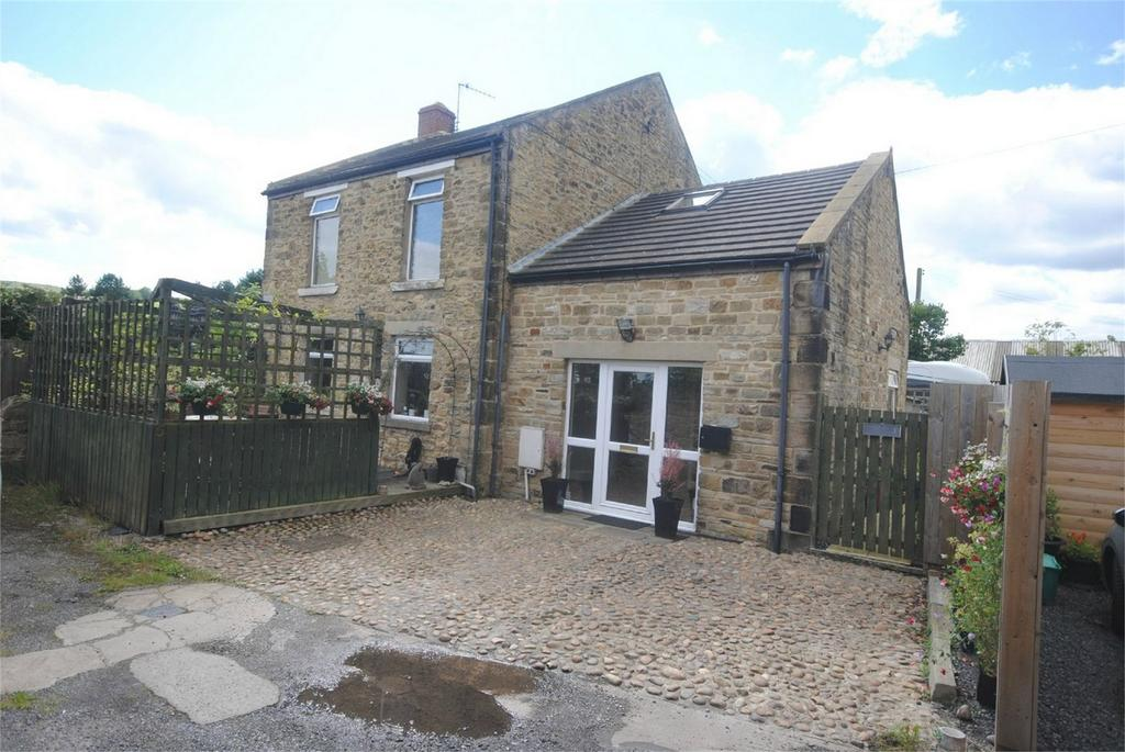 4 Bedrooms Detached House for sale in Leadgate Terrace, Wolsingham, Bishop Auckland, County Durham