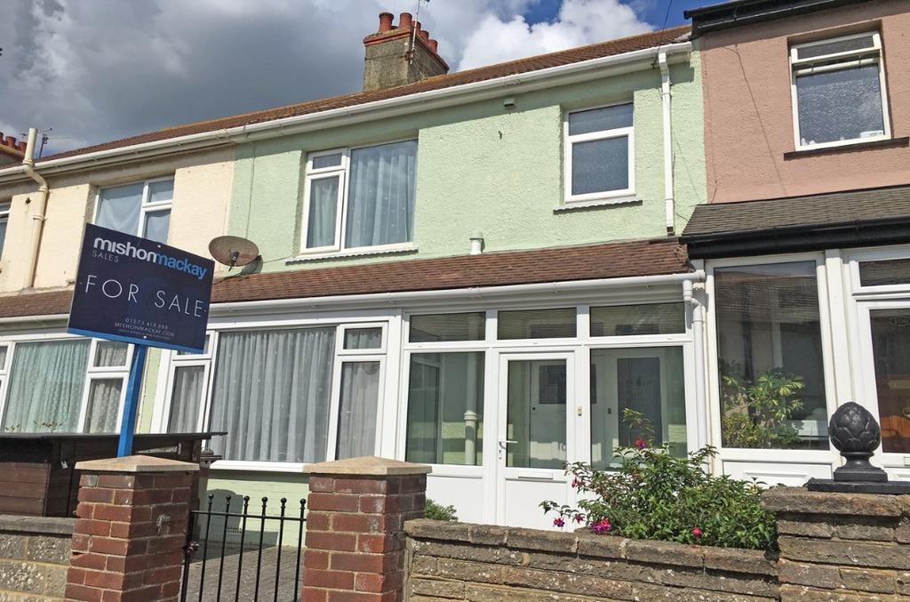 3 Bedrooms Terraced House for sale in St Andrews Road Portslade East Sussex BN41