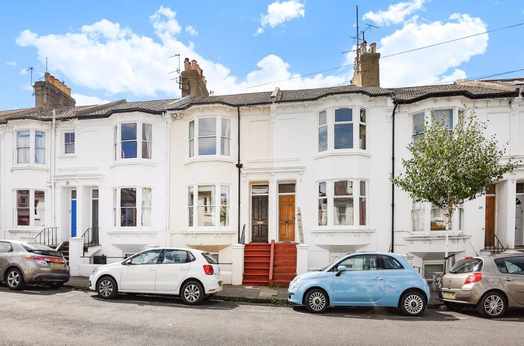 5 Bedrooms Terraced House for sale in Stanley Road Brighton East Sussex BN1