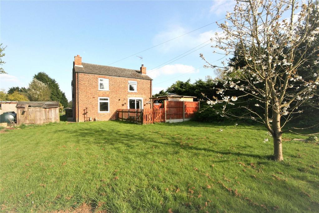 2 Bedrooms Semi Detached House for sale in Gregory Cottages, Hurn Bank, PE12