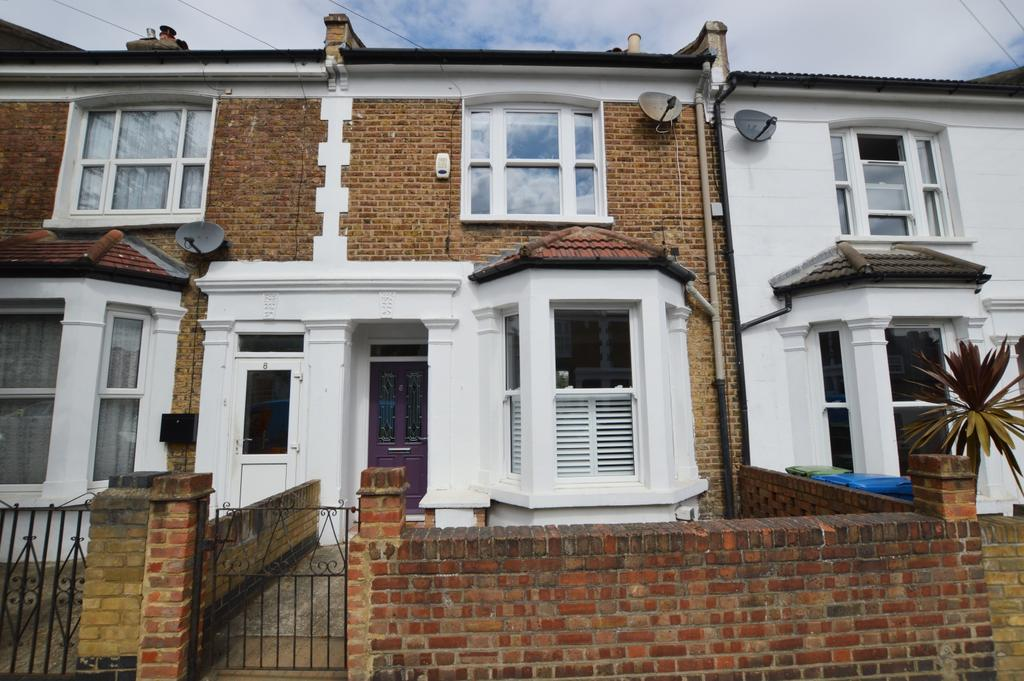 3 Bedrooms Terraced House for sale in Brabourn Grove Nunhead SE15
