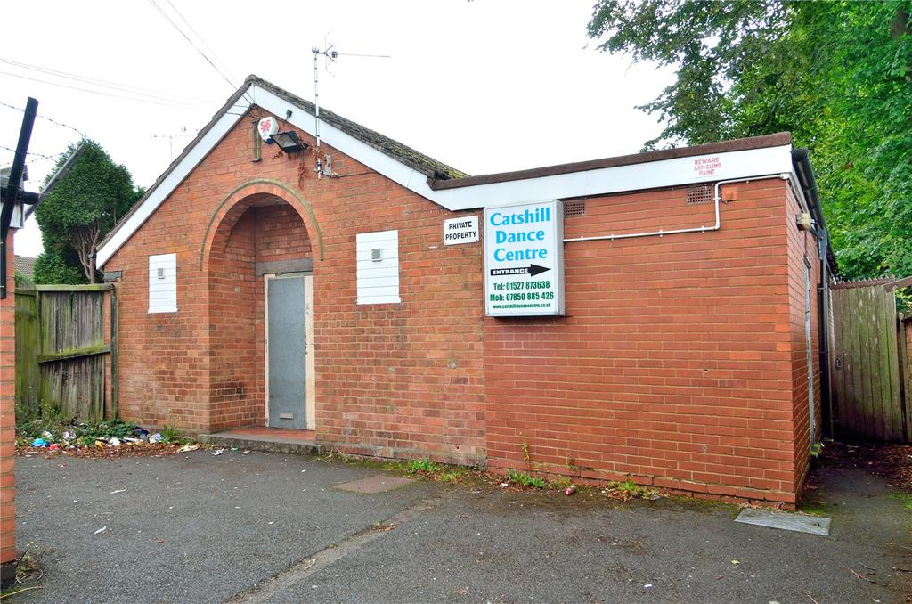Plot Commercial for sale in Catshill, Bromsgrove