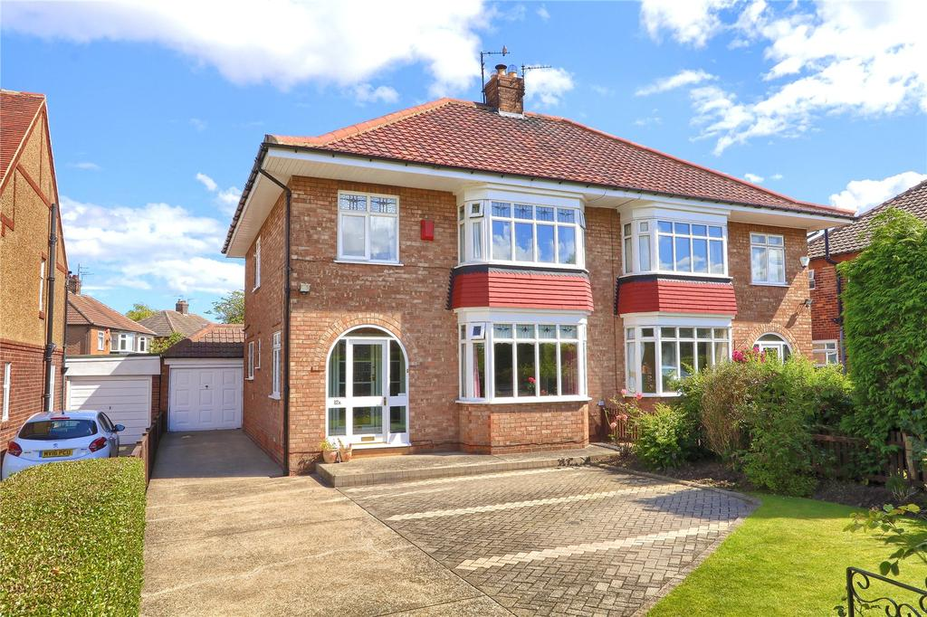 4 Bedrooms Semi Detached House for sale in Dixons Bank, Marton