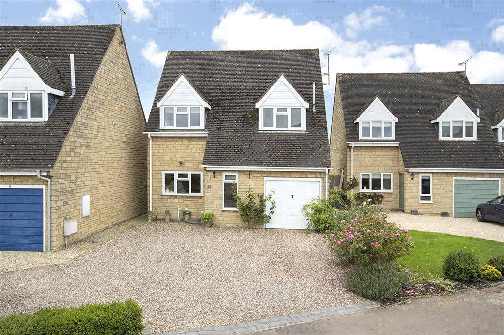 3 Bedrooms Detached House for sale in Arbour Close, Mickleton, Gloucestershire, GL55