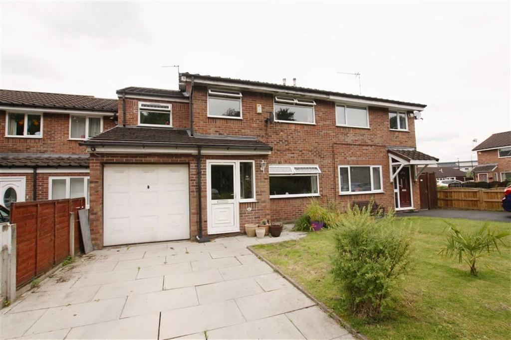 4 Bedrooms Semi Detached House for sale in Beechwood Drive, Sale