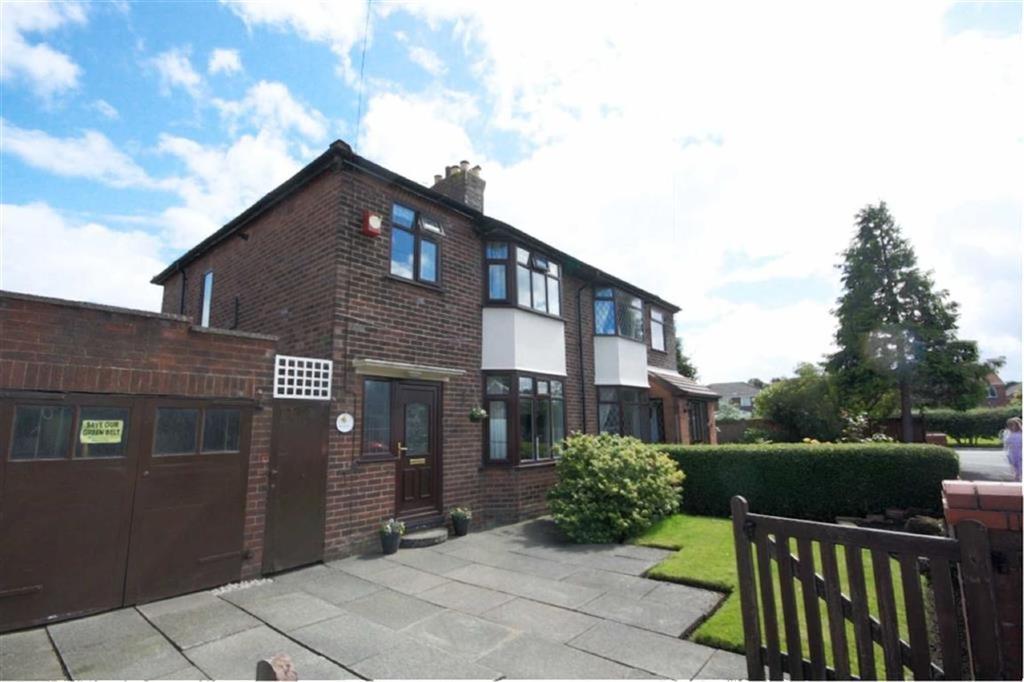 3 Bedrooms Semi Detached House for sale in Daresbury Road, Eccleston, St Helens, WA10