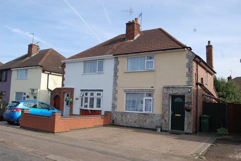 3 bedroom semi-detached house for sale - Burleigh Avenue, Wigston, Leicester, LE18
