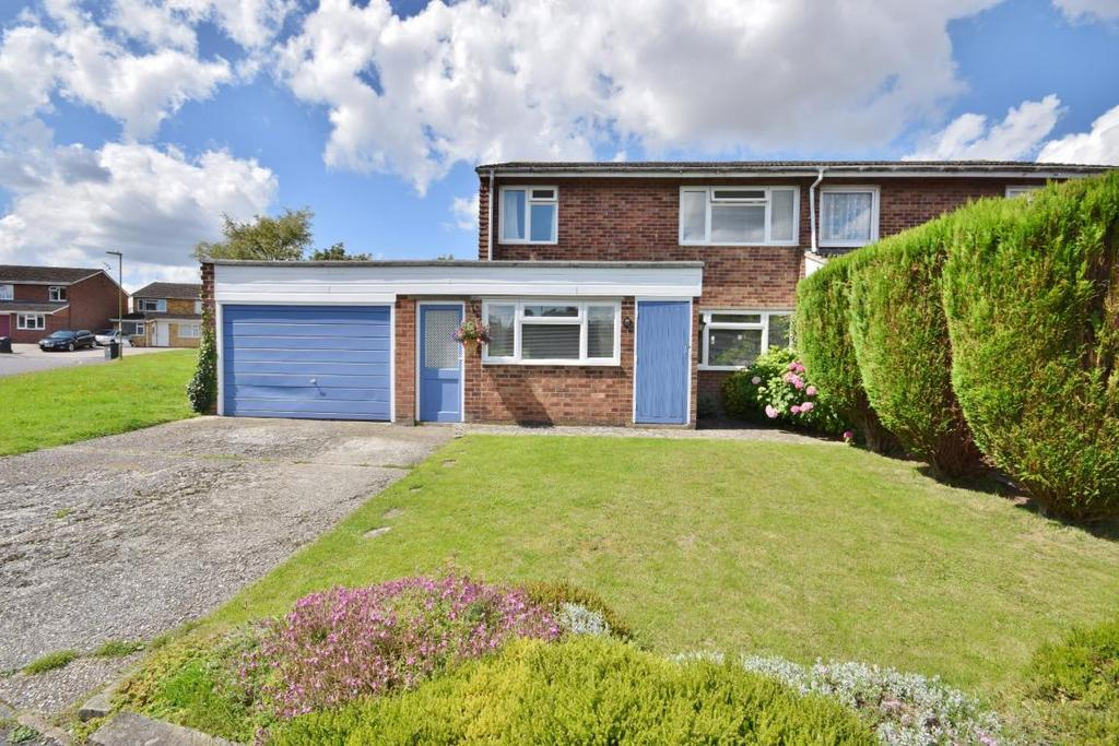 4 Bedrooms Semi Detached House for sale in Kempshott, Basingstoke, RG22