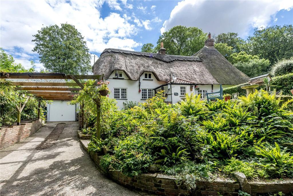 4 Bedrooms House for sale in Tarrant Rushton, Tarrant Rushton, Blandford Forum, Dorset