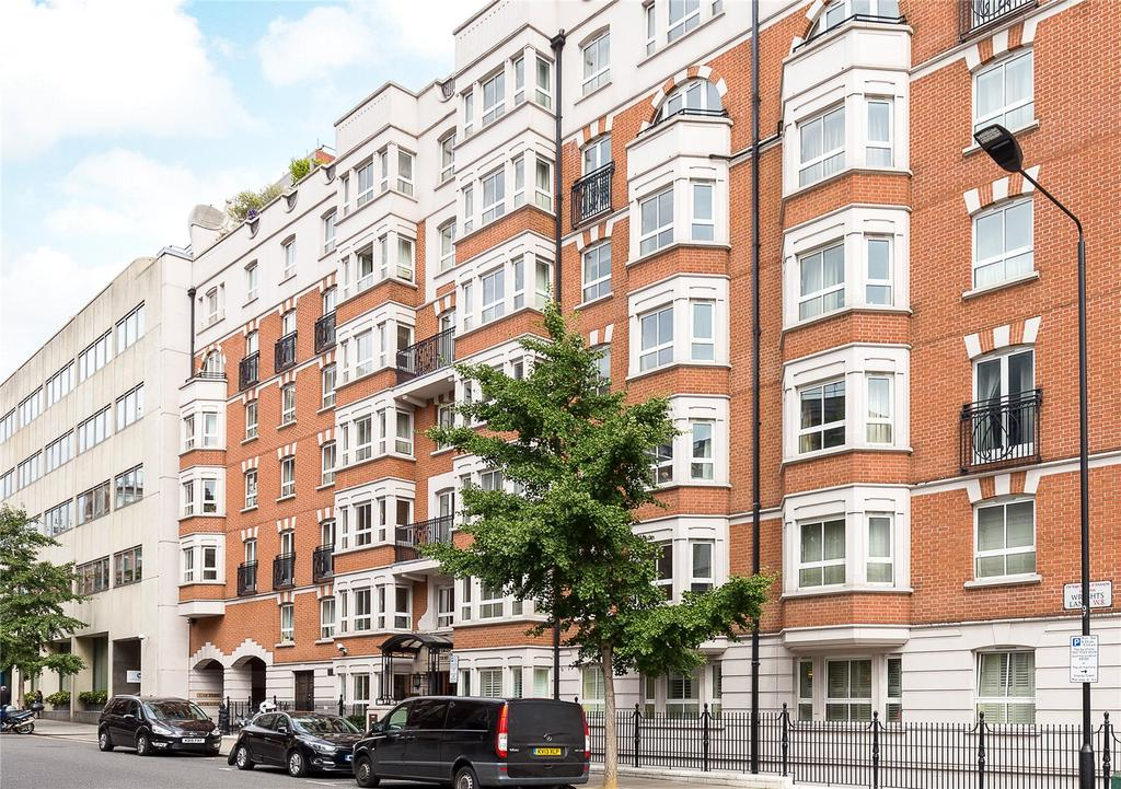 3 Bedrooms Flat for sale in Wrights Lane, Kensington, London
