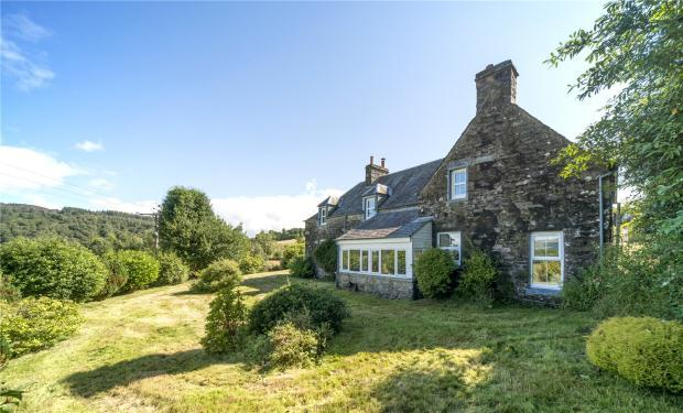 Detached House for sale in Fungarth Farmhouse, Dunkeld, Perth and Kinross