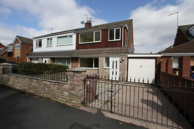 3 Bedrooms Semi Detached House for sale in Hamilton Road Garswood Ashton In Makerfield