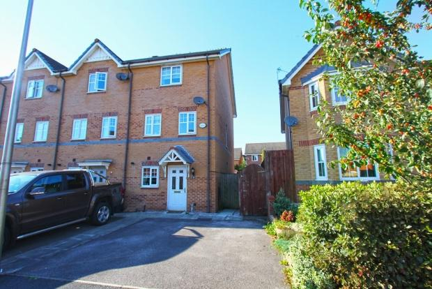 3 Bedrooms End Of Terrace House for sale in Jennings Park Avenue Abram Wigan