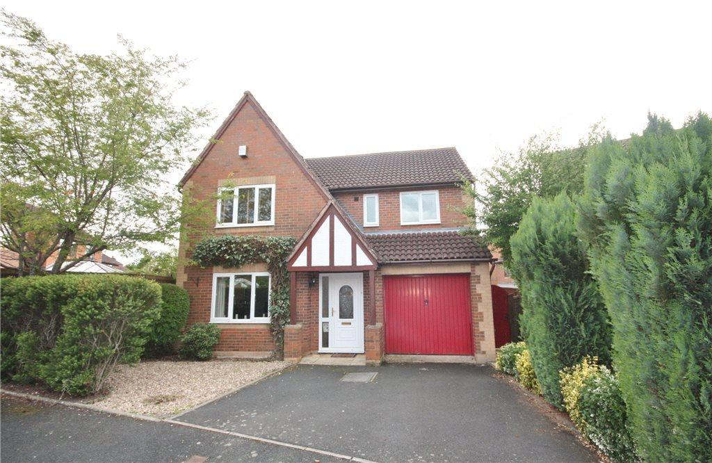 4 Bedrooms Detached House for sale in Emperor Drive, Worcester, Worcestershire, WR5