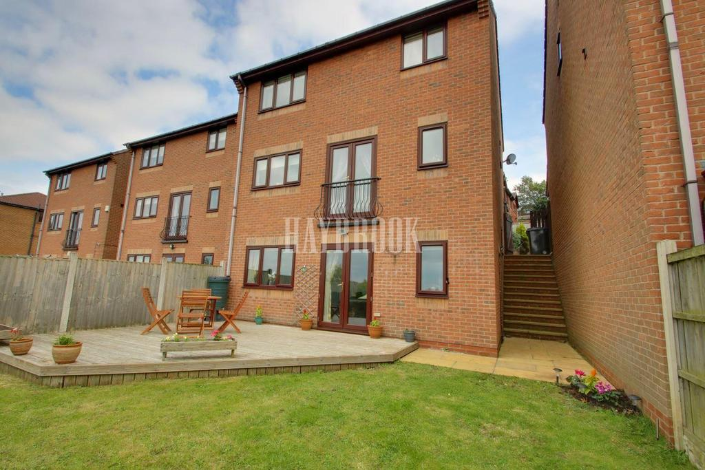 4 Bedrooms Detached House for sale in Kildonan Grove, Frecheville, S12