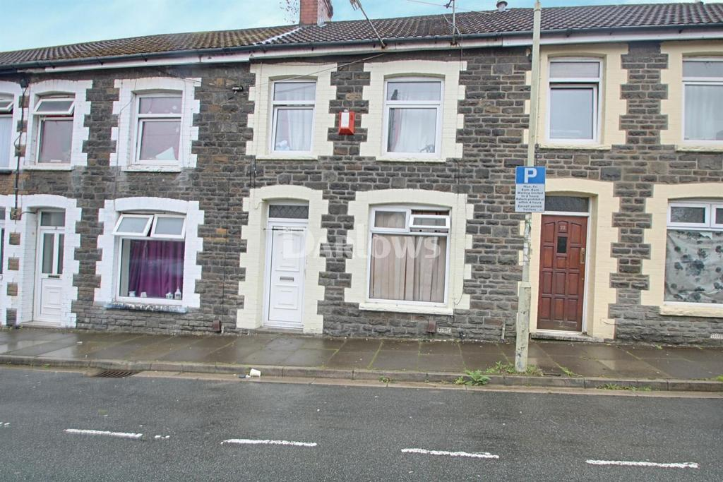 4 Bedrooms Terraced House for sale in Brook street, Treforest