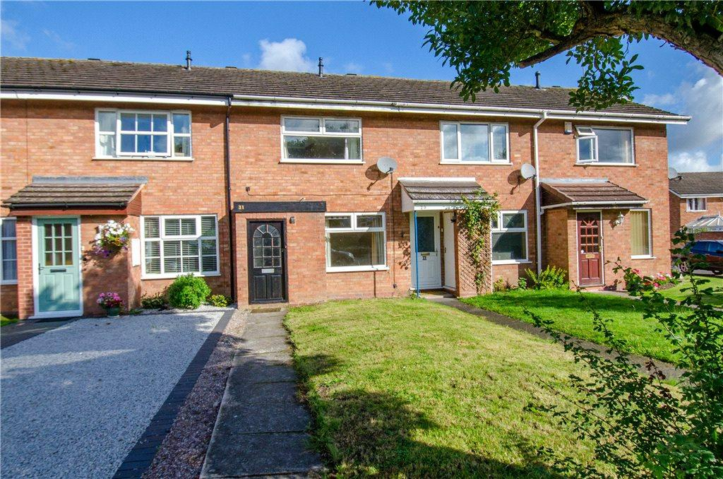 2 Bedrooms Terraced House for sale in Ledwych Road, Droitwich, Worcestershire, WR9