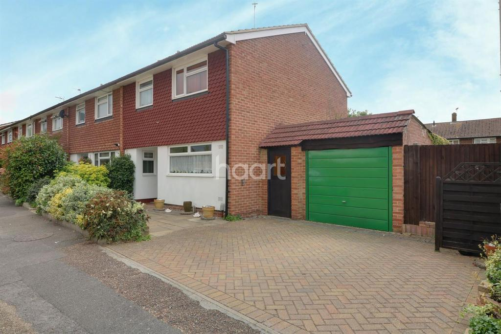3 Bedrooms End Of Terrace House for sale in Shepperton, Middlesex