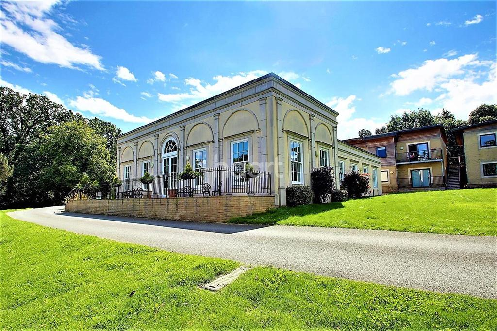 2 Bedrooms Flat for sale in Abberton grange, Colchester