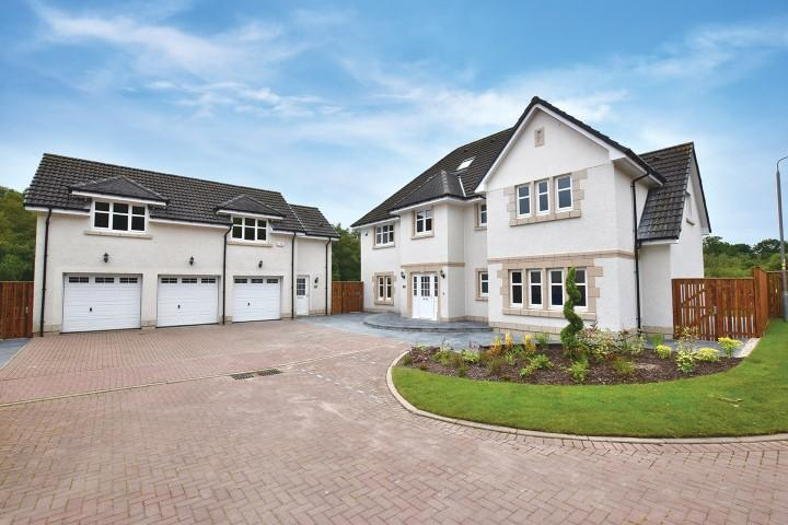 6 Bedrooms Detached House for sale in 40 Marchfield, Milngavie, G62 8HZ