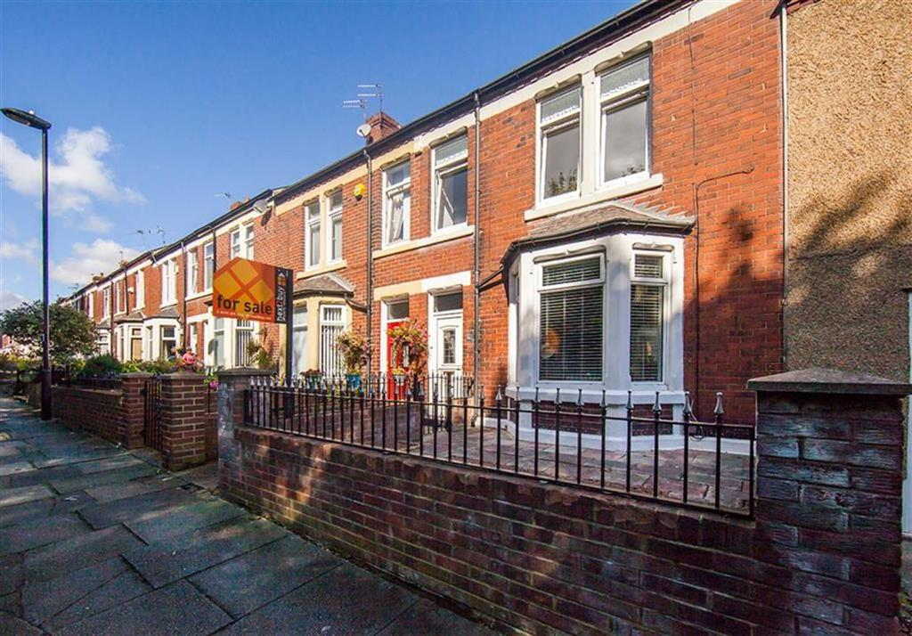2 Bedrooms Terraced House for sale in South Terrace, Wallsend, Tyne And Wear, NE28