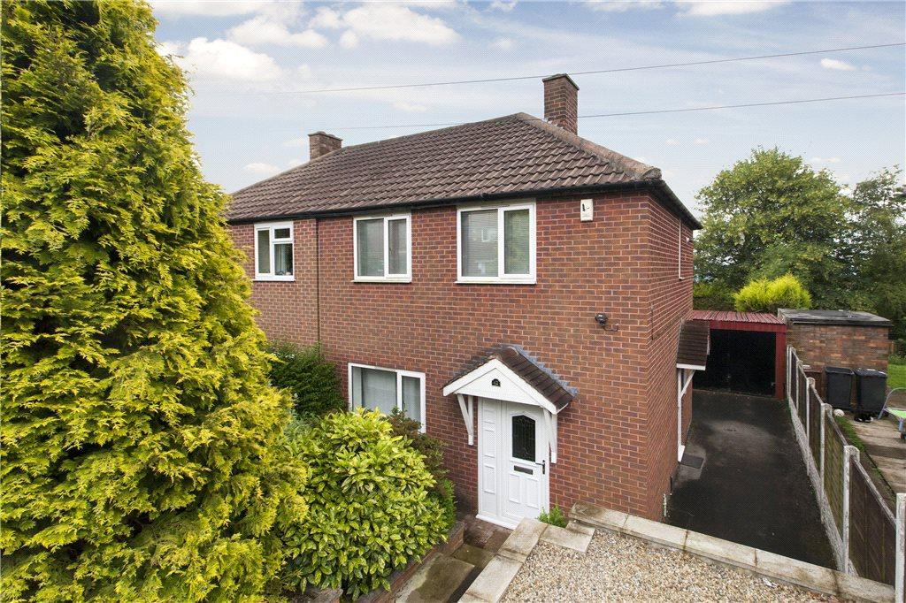 2 Bedrooms Semi Detached House for sale in Silk Mill Avenue, Leeds, West Yorkshire