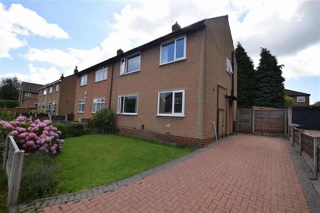 3 Bedrooms Semi Detached House for sale in Nursery Road, Urmston, Manchester