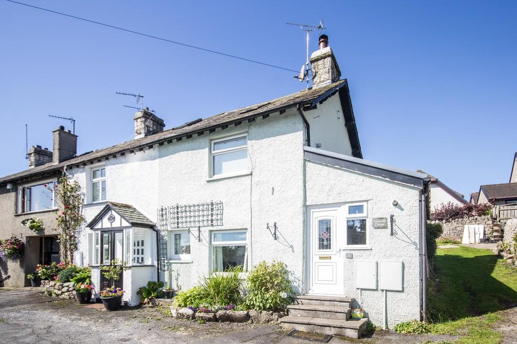 2 Bedrooms End Of Terrace House for sale in Jeremy Hill, Allithwaite, Grange-Over-Sands