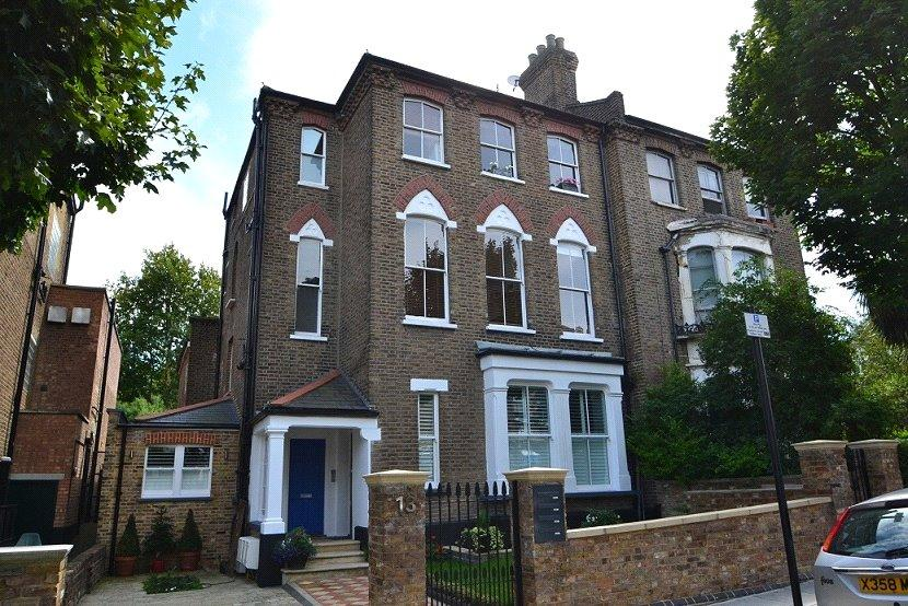 1 Bedroom Flat for sale in Hungerford Road, Hillmarton Conservation, London, N7