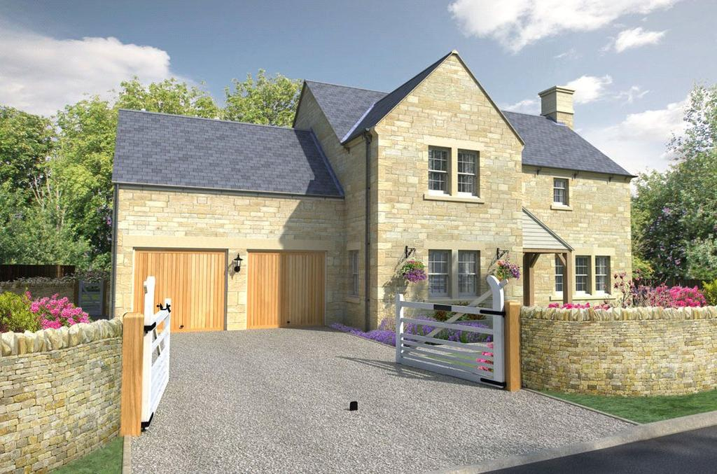 5 Bedrooms Plot Commercial for sale in Plot 3 Highford Grove, Mitford, Morpeth, Northumberland, NE61